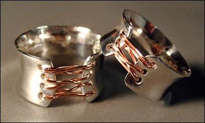 Corset Rings