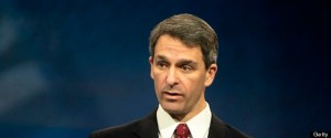 Ken Cuccinelli gives a speech at the Conservative Political Action Conference